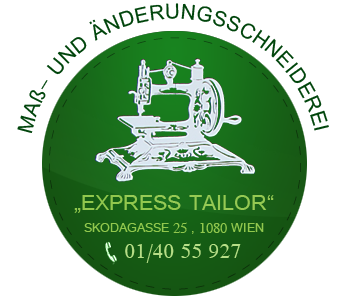 Maß- und Änderungsschneiderei Express Tailor